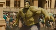 Grey Hulk in Age of Ultron?!