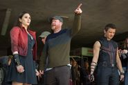 Joss Whedon on AGE OF ULTRON - ULTRON & THE VISION Were Planned Before the 1st AVENGERS
