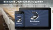 CamScanner | Turn your phone and tablet into scanner for intelligent document management.