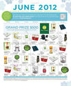 Food Network Magazine Kicks Off Summer Social Calendar Sweepstakes