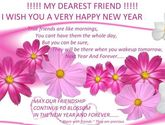 New Year Wishes Messages For Friends And Family For New Year