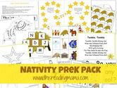 Nativity PreK Pack