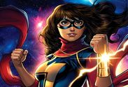 Ms Marvel Author G Willow Wilson, Exclusive At Marvel Comics, Attends Writers Retreat - Bleeding Cool Comic Book, Mov...