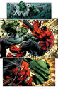 Marvel First Look: 'DOC GREEN' - OMEGA HULK vs. RED HULK