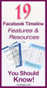 19+ Facebook Timeline Features and Resources You Should Know! | Social @ Blogging Tracker