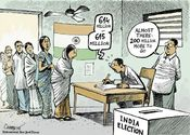 Largest Democracy in the World