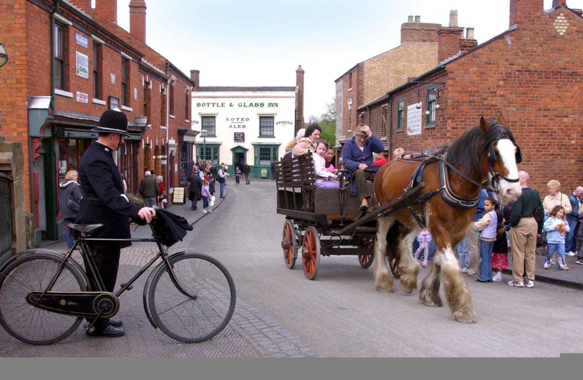 Headline for Must-visit Places in West Midlands, United Kingdom