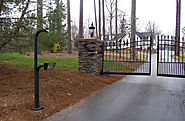 Gates and Access Controls Protect Your Property
