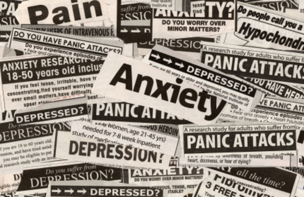 Headline for Depression and Anxiety Continuing Education Courses