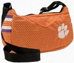 Clemson Tigers Jersey Purse NCAA Licensed