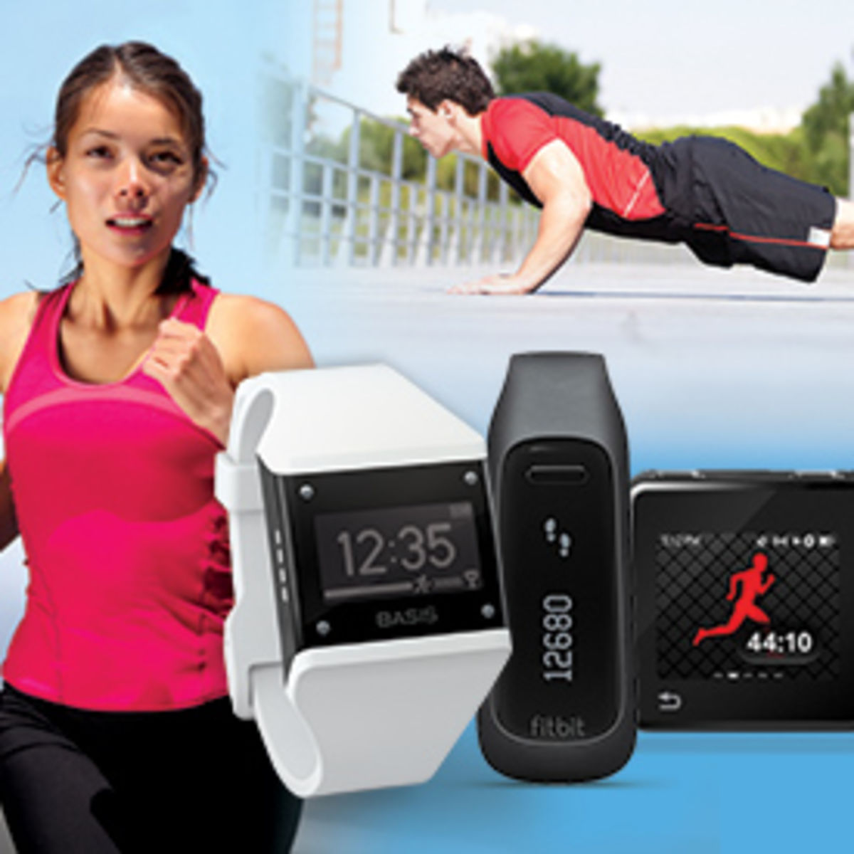 Headline for Best-Rated Activity Trackers For Fitness With Heart Rate Monitor - Reviews And Ratings