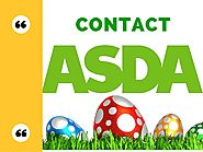 Asda Customer Services Contact Number - Groceries, Delivery