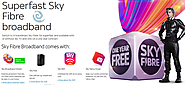 Sky Broadband – Get A Broadband Package To Suit Your Needs