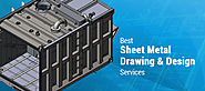Best Sheet Metal Drawing & Design Services