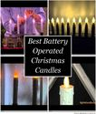 Best Battery Operated Christmas Candles Cheap