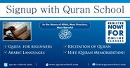 Online Quran Reading School, Holy Quran Reading Online
