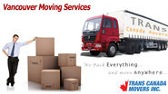 Moving Company Vancouver, BC | Local Movers Vancouver : Moving Services