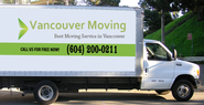 Best Moving Company Vancouver, BC | Local Moving service Vancouver