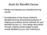 BlendKit Course: BlendKit Reader: Chapter 1