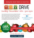 UVA Ristorante Italiono Holiday Toy Drive December 14