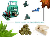 Briquetting machine exporters utilizing Eco friendly technology