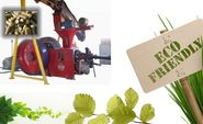 How biomass briquetting machine plant is eco friendly invention?
