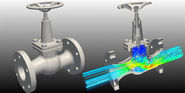 Controlling Pressure Drop in Industrial Valves Using CFD