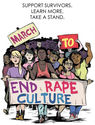 March to End Rape Culture Broadens Message with Name Change