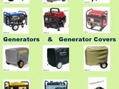 Z Best Waterproof Electric Generator covers 2015-Portable|HeavyDuty