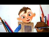 how to draw box trolls eggs