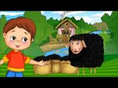 Baa, baa, black sheep-kids songs,Nursery Rhymes Compilation