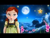 Twinkle twinkle little star by Frozen ANNA-Nursery Rhymes-kids songs