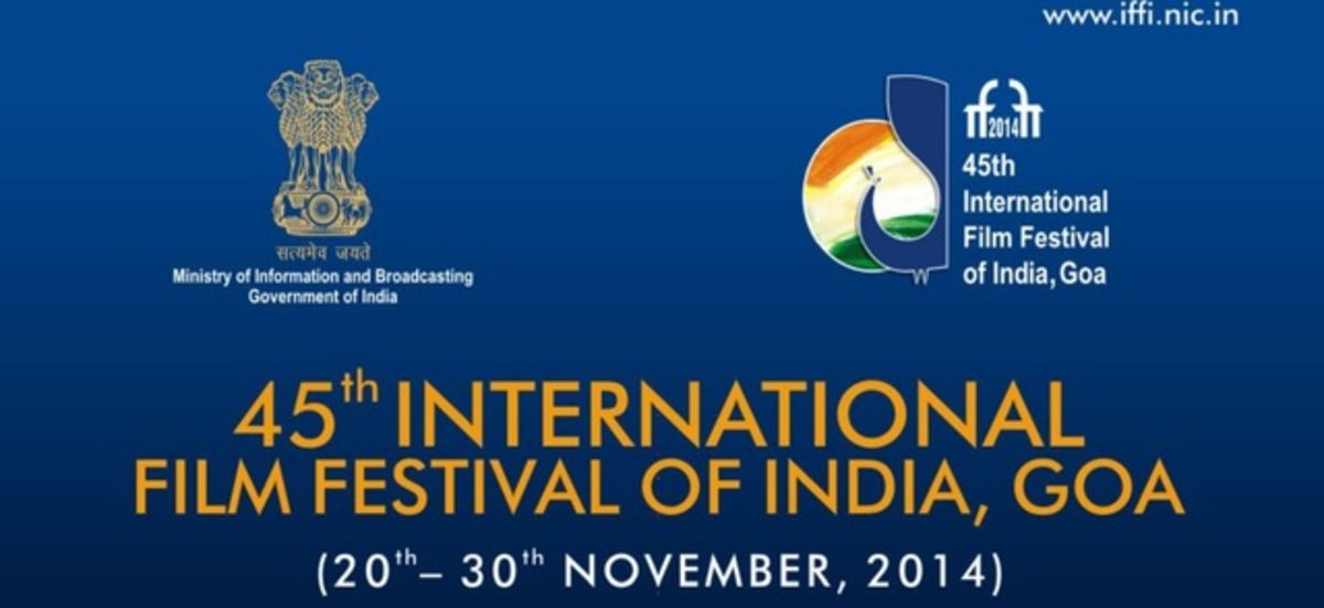 Headline for Award Winners of International Film Festival of India (IFFI) 2014