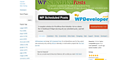 Auto Post | WP Scheduled Posts