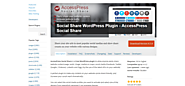 Social Share | AccessPress