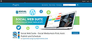 Auto Post | Social Web Suite