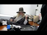 Which was followed by the most hilarious sketch of all time - The Hobbit/The Office crossover.