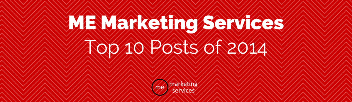Headline for Top 10 Blog Posts of 2014