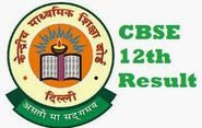 CBSE class 12th result 2015