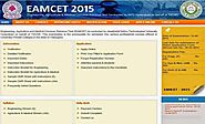 EAMCET 2015 results for Telangana