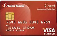 ICICI bank credit card status