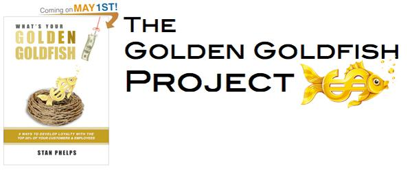 Headline for Golden Goldfish Project