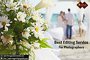 Wedding photo retouching services provider – Wedding photo editing company