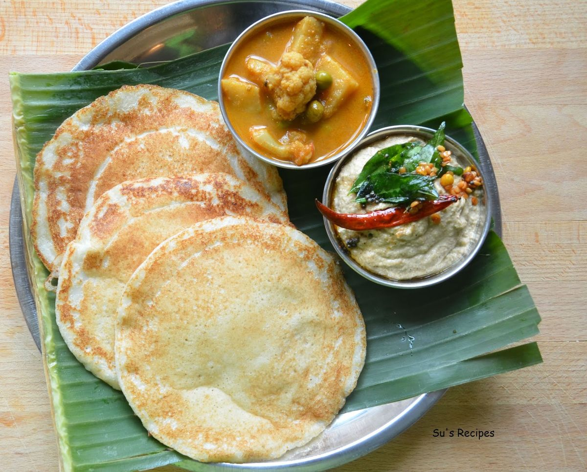 Headline for 10 Types of Mouth-watering Dosa Recipes