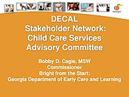 Georgia - Child Care Services