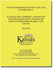 Kansas Department of Health and Environment: Child Care Licensing and Registration