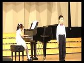 A 7 year old Chinese boy soprano