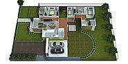 3D Floor Plan: Design, Drafting and Rendering of Awesome Residential Houses