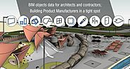 BIM Objects Data for Architects and Contractors; Building Product Manufacturers in a Tight Spot