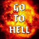 Go to - hell!